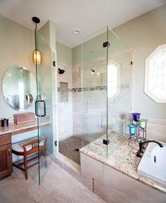Austin 360 Bathroom Remodel - traditional - Bathroom - Austin - On Time Baths
