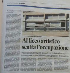 """""""Il Tirreno"""", 26.10.2017"""