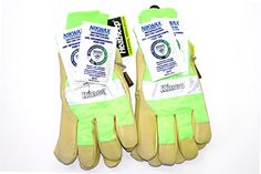 Kinco Work Gloves High Visibility - 1939KW-S (2-pack) with Nikwax Waterproofing #Kinco #Work #Gloves #High #Visibility #pack) #with #Nikwax #Waterproofing