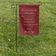 Outdoor Wedding Signs, Wedding Signage, Wedding Ceremony, Wedding Favors Cheap, Diy Wedding Decorations, Wedding Ideas, Driveway Sign, Wedding Hands, Dry Garden