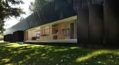 Linear House / Patkau Architects