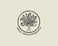 Logo Design: Flowers, Plants and Trees: