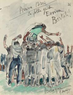 Anselmo Bucci, Il Giro d'Italia del 1939