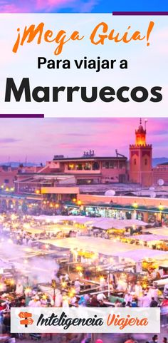 [Megaguía] Viajar a Marruecos: qué ver, toda la información práctica y los mejores consejos para que tu viaje sea inolvidable. Places To Travel, Places To Visit, Marrakesh, Where To Go, Trip Planning, Morocco, Life Is Good, Travel Tips, Tourism