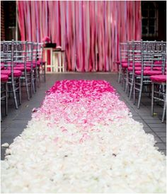 Creative Ideas for a Classy #Outdoor_Wedding_Ceremony