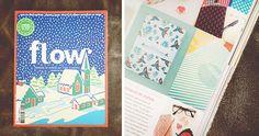 Aujourd'hui, j'avais envie de vous écrire un petit postpour partager avec vous mon petit moment de bonheur ! En effet, il y a quelques jours, j'ai eu la joie de recevoir Flow magazinequi m'a été gentillement envoyé en remerciement de l'utilisation de l'une de mes photos postée sur Instagram. Il s'agit d'un visueld'un de mes petits carnets, que j'avais également publié dans l'article «Fabriquer soi-même ses petits carnets», et qui illustre, parmi d'autres, l'article du magazine «Mes…