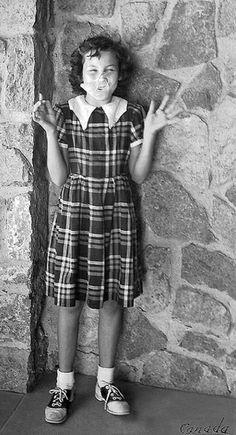 ~+~+~ Vintage Photograph ~+~+~ Bubblegum girl!