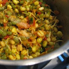 Sprouted Mung jo shaak / Sprouted Mung Bean Curry (note to self: Patel;s sells sprouted mung beans) - Gluten Free, Vegan Bean Sprout Recipes, Veg Recipes, Indian Food Recipes, Vegetarian Recipes, Indian Foods, Vegetarian Lunch, Curry Recipes, Healthy Recipes, Gujarati Cuisine