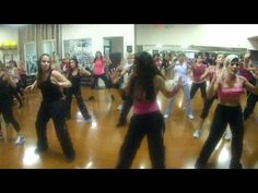 Great routine for arms..Hey Baby by Pitbull