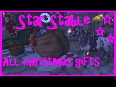 Star Stable: Trading over 40 christmas wishes