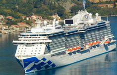 La mia crociera inaugurale a bordo di Majestic Princess Princess Cruises, Vacation Ideas, Opera House, Transportation, Building, Water, Travel, Life, Gripe Water