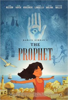 The Prophet (2015) by Roger Allers