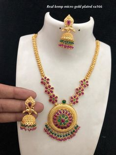 Necklace available at For booking msg on 9619291911 Jewelry Sets, Gold Jewelry, Gold Choker Necklace, Earrings, Temple Jewellery, Indian Jewelry, Wedding Jewelry, Chains, Jewelry Collection