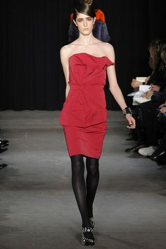 Thakoon - Fall 2009 Ready-to-Wear - Look 33 of 36