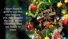 100 Best Merry Christmas Wishes and quotes 2019 ~ Quotesply Best Merry Christmas Wishes, Merry Christmas Quotes, Merry Xmas, Christmas 2019, Christmas Tree, Christmas Ornaments, Wishes For Friends, Holiday Cards, Holiday Decor