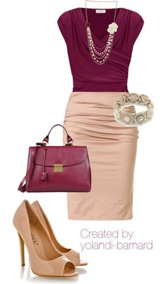 """work appropriate #71 by Yolandi Barnard"" by yolandi-barnard on Polyvore"
