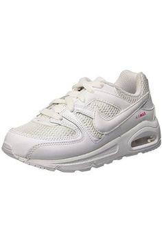 Zapatos de ni?a \u2013 Nike Air Max Command (Ps) \u2013 Zapatillas para deportes de