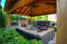 Cedar Springs Projects 2012 - traditional - patio - toronto - Cedar Springs Landscape Group --- Love this!