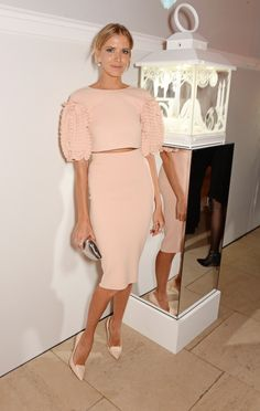 Elena Perminov at a dinner Sybarite Jewellery in London In a fairy tale