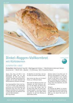 Brot backen - handwerklich, lecker und wirklich einfach