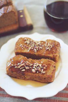 Dashing Dish: Pumpkin French Toast