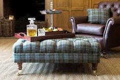 Image result for Decorating with tartan