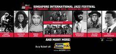Singapore Jazz festival