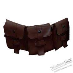 Pouch Belt - Steampunk Costumes