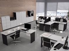 Contexto Prioritário Unip, Lda Home Office, Small Office, Office Decor, Corporate Office Design, Open Layout, Office Lighting, Showroom, Corner Desk, Table