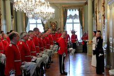 Danish Royal Family at New Year Diplomatic Reception