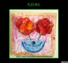 ART POSTAL bricolage enfant