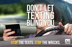 texting and driving campaign ideas - Google Search
