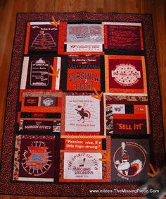 love this quilt and the smaller patches with the larger ones