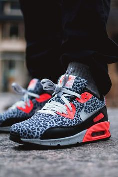 lowest price d02c5 75386 Nike Air Max 90 Leopard Nike Shoes Outlet, Nike Shoes Cheap, Nike Free Shoes