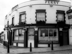 Saddle Ferry  (formerly Egremont Ferry) Egremont    WALLASEY