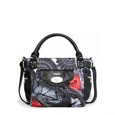 Borsa Desigual doppia funzione Same 67X50T9 - Scalia Group #desigual #borse #donna #handbags #color #winder #fallwinter #women