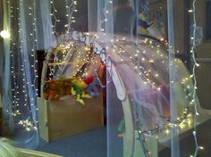 Lots of lovely ideas for reading environments and activities.