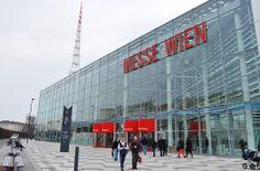 Fasada budynku Targi Wiedeńskie