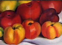 Apple Family - Georgia O'Keeffe