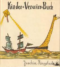 """""""kinder=verwirr=buch"""" Joachim ringelnatz - gelesen, bin selbst verwirrt... oder war ich das schon!?"""