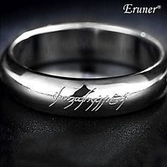 Eruner®Titanium Steel Bright Silver Ring. Get thrilling discounts up to 70% Off at Light in the Box with coupon and Promo Codes.
