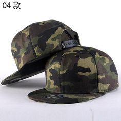 ca6fc62c310 2018 Hot fashion Camouflage pattern print flat hat baseball cap Hip Hop Cap  hat for man Swag Mens Snapbacks