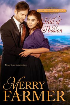 4 ½ Stars ~ Historical ~ Read the review at http://indtale.com/reviews/historical/trail-passion-hot-trail-7