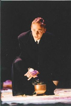 Tom Hiddleston as Orestes in Electra - Cambridge 2001. Source: http://www.cambridgegreekplay.com/plays/2001/sophocles-electra Video: https://www.youtube.com/watch?v=RAO53cXDtyY