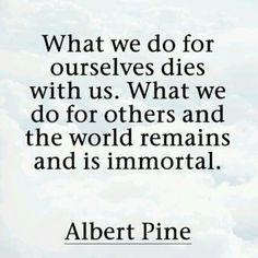 Albert Pine