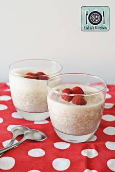 Another for Thermomix - Almond Chia Pudding - sub sweetener Brunch Recipes, Paleo Recipes, Sweet Recipes, Cooking Recipes, Thermomix Bread, Thermomix Desserts, Pudding Desserts, Chia Pudding, Paleo Dessert