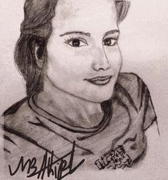 sister sketch art