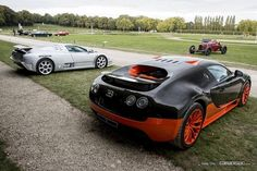 Bugatti Veyron SuperSport WRE  (Concours Chantilly)