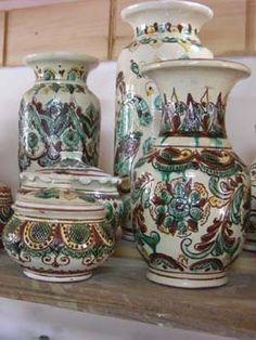 Ukrainian Heritage Foundation :: Hutsul Sites :: Hutsul Ceramics