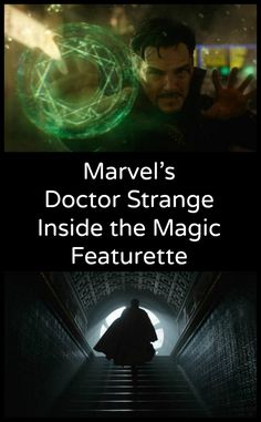 Marvel's Doctor Strange Inside the Magic Featurette - Thrifty Jinxy